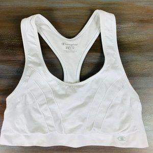 Champion Sports Bra White Size Medium
